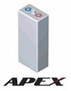Apex OPzV Tubular Plate Gel Batteries