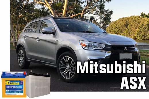 Replacement car battery for Mitsubishi in Sydney and