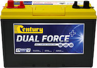 Century Dual Force 12V 90Ah