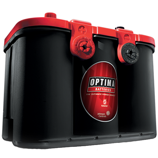 Optima AGM Red top battery