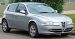 Alfa Romeo 147 1.9L JT 2004 onwards
