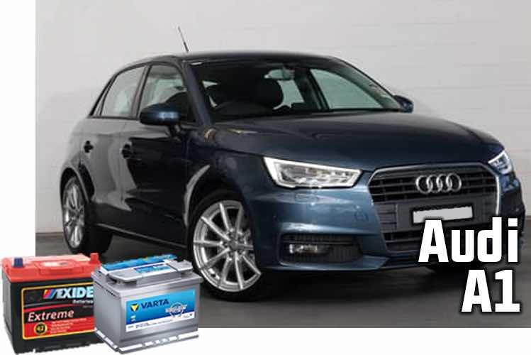 Replacement car battery for Audi in Sydney and Melbourne