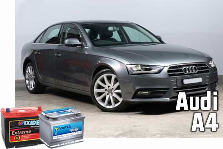 Replacement Car Battery For Audi In Sydney And Melbourne Ranked No