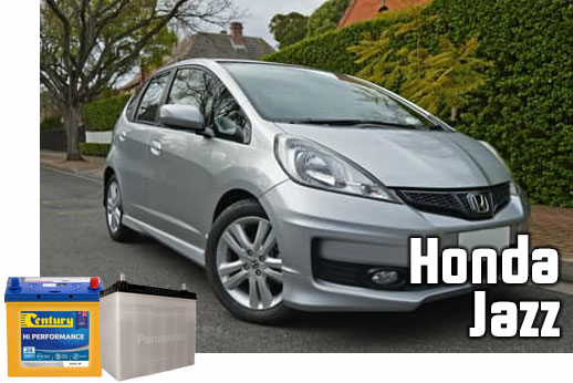 Replacement car battery for Honda in Sydney and Melbourne