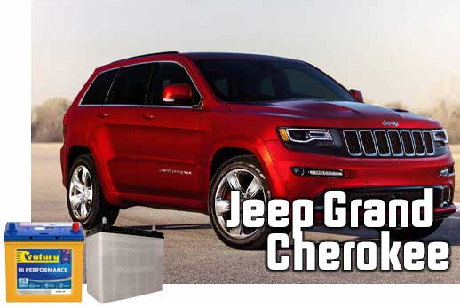 Replacement car battery for Jeep in Sydney and Melbourne  Ranked No