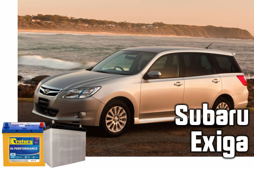 Replacement car battery for Subaru in Sydney and Melbourne