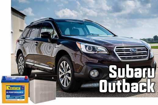 Replacement car battery for Subaru in Sydney and Melbourne  Ranked