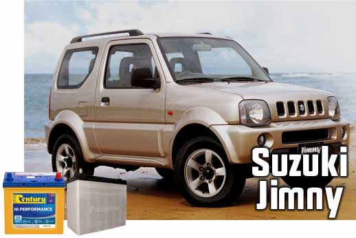 Replacement car battery for Suzuki in Sydney and Melbourne  Ranked