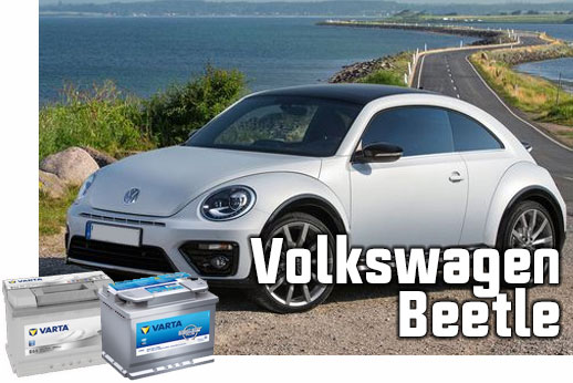 Replacement car battery for Volkswagen in Sydney and