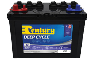 Century Deep Cycle Batteries