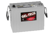 Gel-Tech GEL deep cycle battery