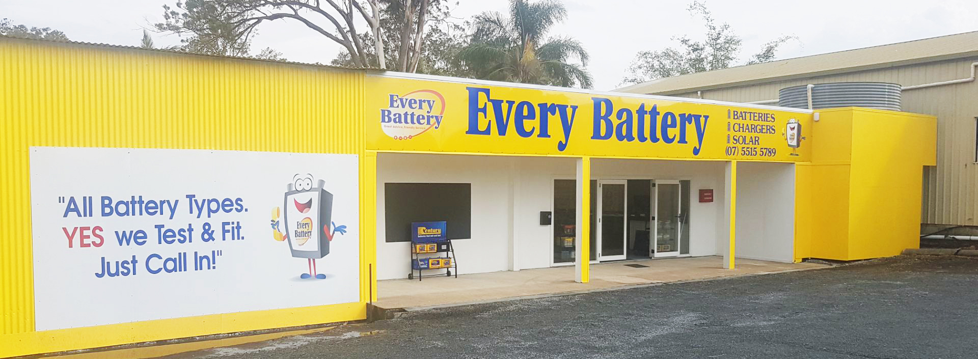 Every Battery Pimpama QLD store