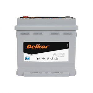 Delkor AGM Batteries