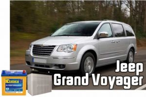 Jeep Grand Voyager