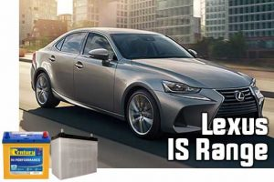 Lexus IS Range