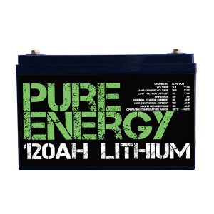 Lithium Deep Cycle Batteries