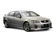 Holden Commodore 2006-2007 SV6