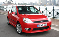 Ford Fiesta WP 2004-2006