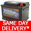 Car Battery 55519NP Gold