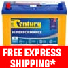 Century Automotive Car Battery N70ZZMF Hi Performance