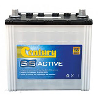 Century Automotive Q85 SiS Active Stop/Start Battery