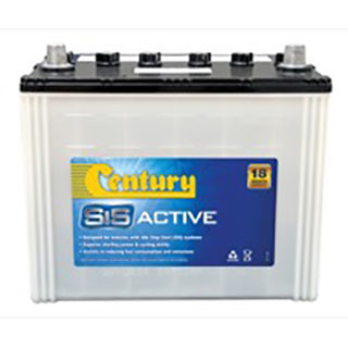 Century Automotive S85 SiS Active Stop/Start Battery