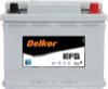 Delkor LN2 EFB Auto Battery