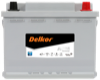 Delkor AGM 12V 680cca (DIN55LH) Automotive Battery