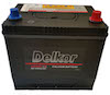 Delkor Start/Stop Car Battery SQ85D23LEFB