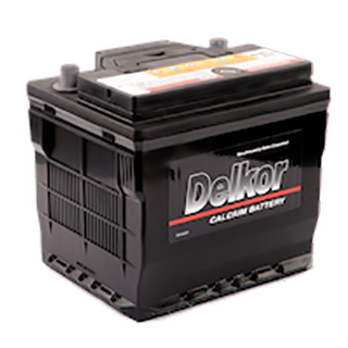 Delkor NX100_S6MF Auto Battery