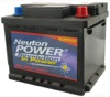 Car Battery 54317NP Gold