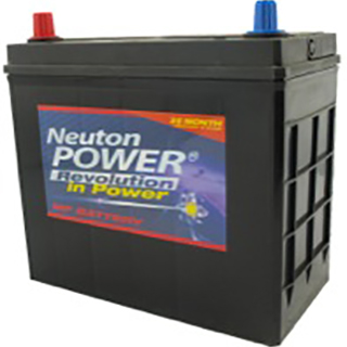 Car Battery 55B24RNP Gold