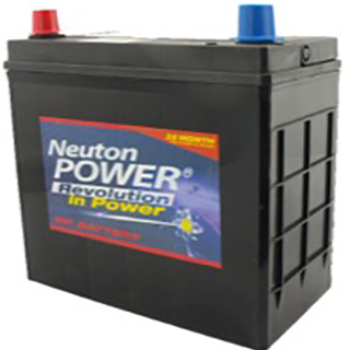 Car Battery 55B24RSNP Gold