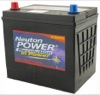 Car Battery 55D23RNP Gold