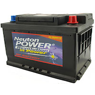 Car Battery 56318NP Gold