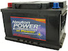Car Battery 56319NP Gold
