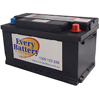 Car Battery 57539NP Gold