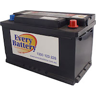 Car Battery 58043NP Gold