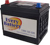 Car Battery 85R610NP Gold
