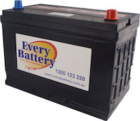 Car Battery 95D31LNP Gold