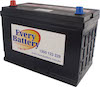 Car Battery 95D31RNP Gold