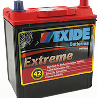 Exide Automotive Battery EX-X40CPMF