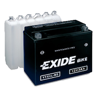 Exide YTX4L-BS Maintenance-free Battery
