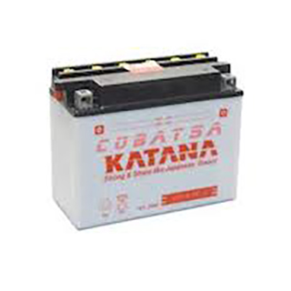 Katana Y50N18L-A3 Conventional Motorcycle Battery
