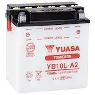 Katana YB10L-A2 Conventional Motorcycle Battery