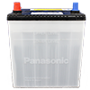 N-40B19R/JE : Panasonic 12V Car Battery