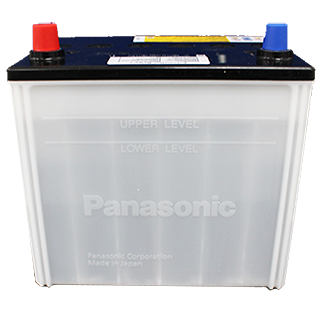 N-75D23R/JE : Panasonic 12V Car Battery