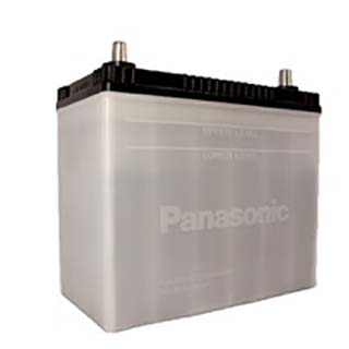 Buy N 60b24r Panasonic 12v Car Battery Panasonic