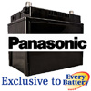 N-S65D26R-HV : Panasonic 12  Car Battery
