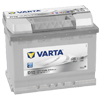 Varta Car Battery D15 'Silver' (563 400 061)